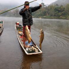 4. Nam Ou (Lao PDR)