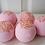 Thumbnail: English Rose & Himalayan Pink Salt Bath Bomb