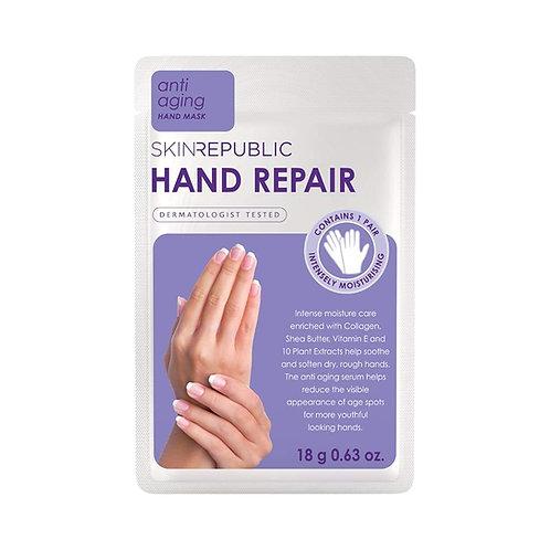 Skin Republic hand repair treatment gloves
