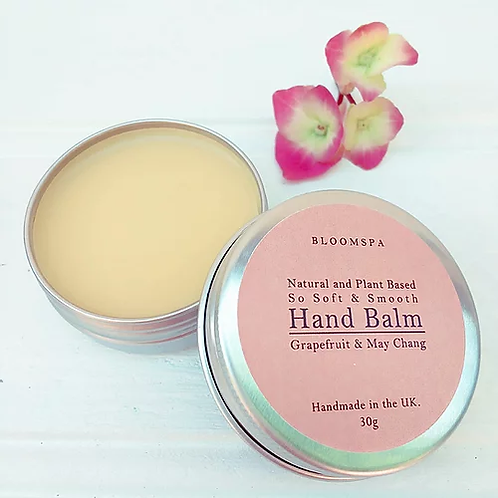 Grapefruit & May Chang Hand Balm