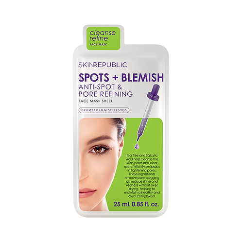 Skin Republic spots and blemish mask