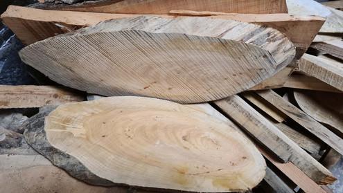 Natural Wood Sign Blanks
