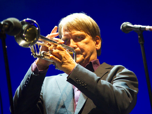 """Sven Regener (Interview): """"I learned to play the trumpet so that I could make jazz music"""""""