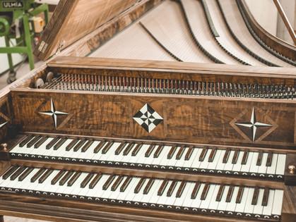 Science, rebellion and harpsichords: Visiting master instrument maker Matthias Kramer in Berlin