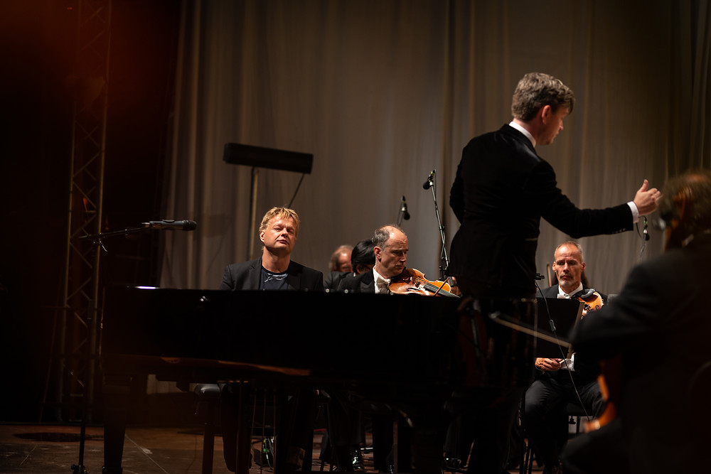 Iiro Rantala & The Deutsche Kammerphilharmonie Bremen