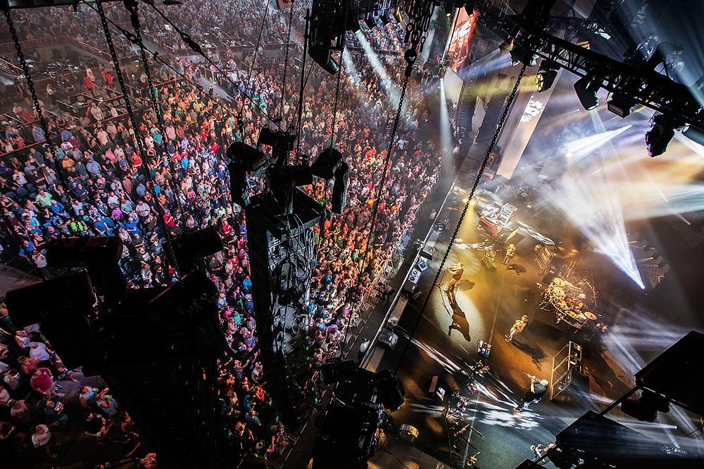 Dave Matthews Band, DMB live