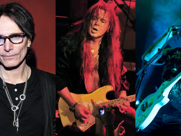 10 Guitar celebrities you'll find on Cameo – from Vai to Heafy to Yngwie