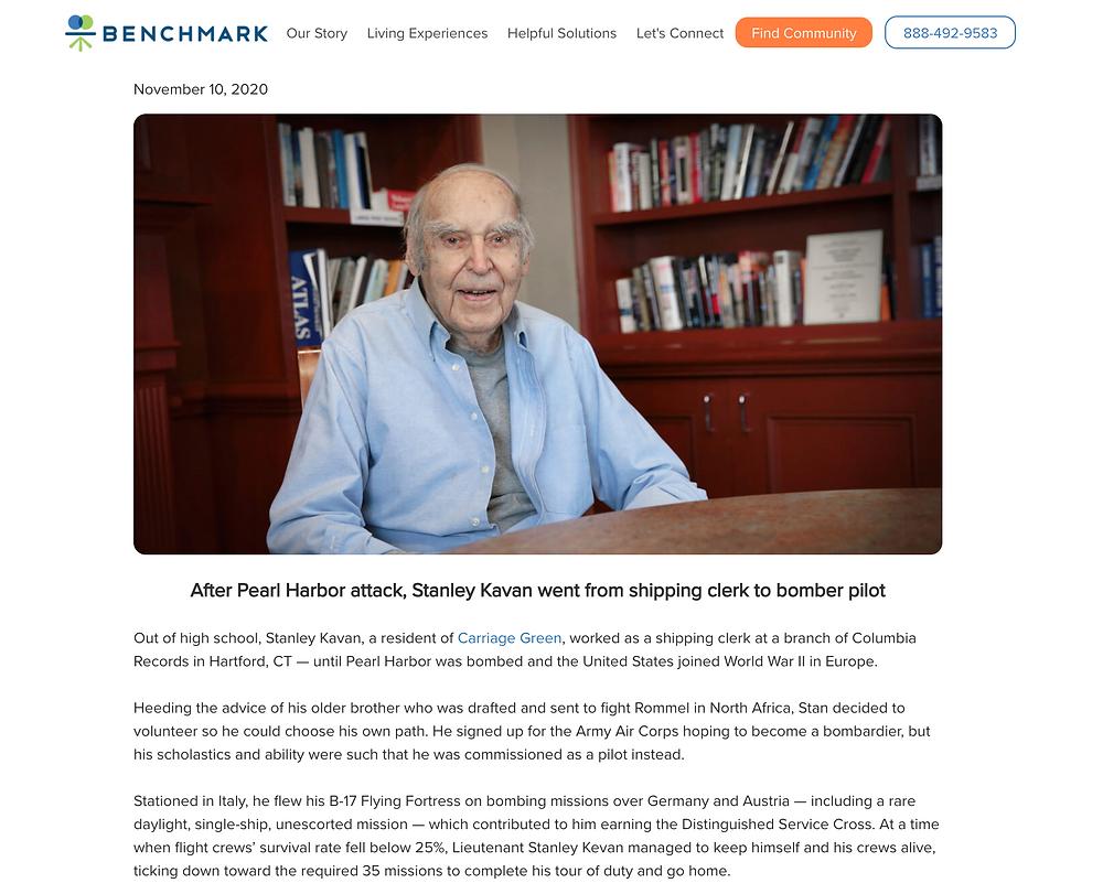 Benchmark Senior Living customer story