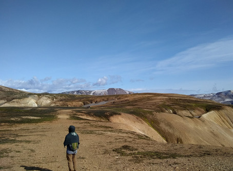 Fear and Loathing in Iceland: How to Quit Your Job and Write Full-Time