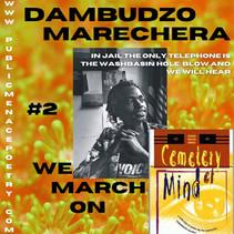 we march on: #2 dambudzo marechera