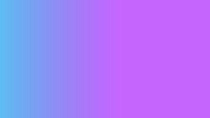 Градиент Фиолетовый Синий