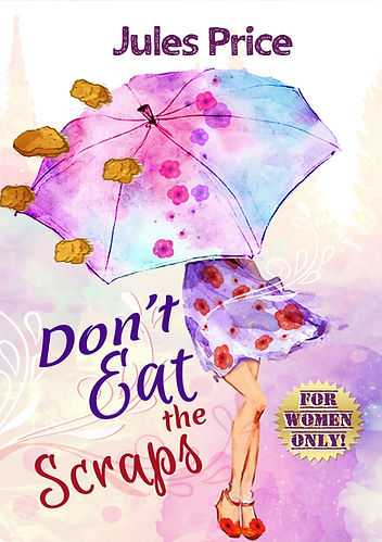 Don't Eat the Scraps Front Half of Cover