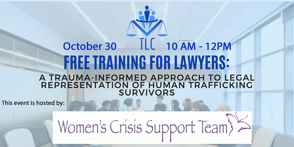 Free Training for Lawyers!