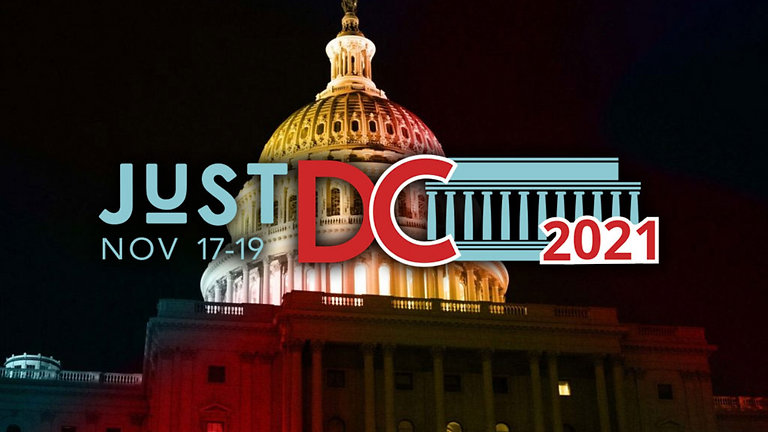 JuST DC 2021 Conference