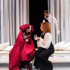 """Estival Producciones revive a María de Zayas en los Teatros del Canal con """"Desengaños Amorosos"""", versión de Nando López y dirección de Ainhoa Amestoy"""