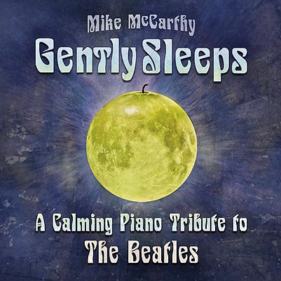 Gently Sleeps: A Calming Piano Tribute to the Beatles