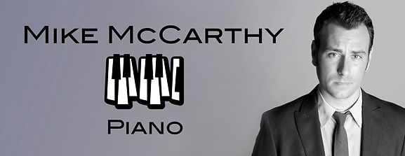 Mike McCarthy Piano Solo