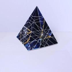 Pyramide 2 - Luce Gaudin