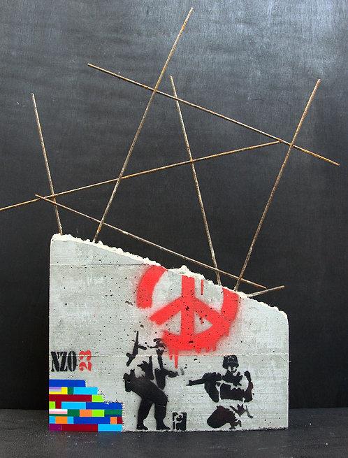 Peace Banksy 2