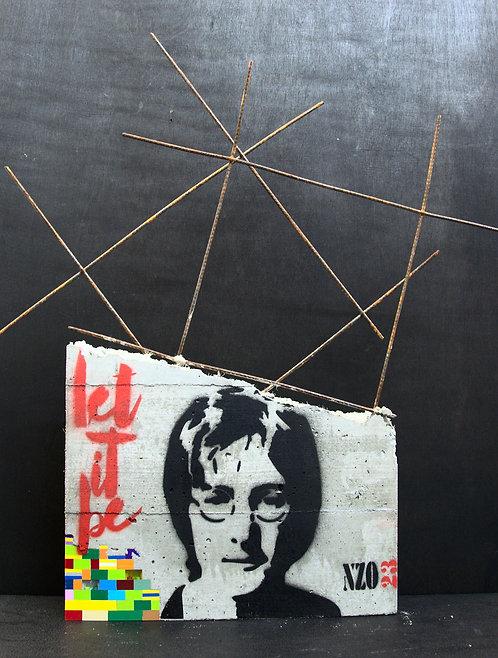 Lennon Let it be