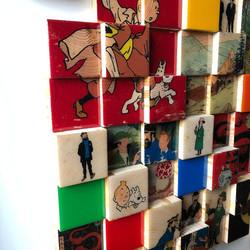 80x80 Tintin détail