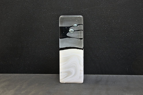Petit Monolithe blanc 1