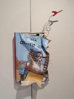 Objectif lune - Vincent Gachaga