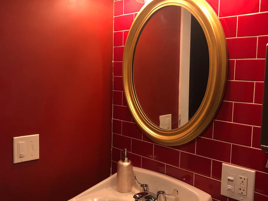 Customer's Restroom