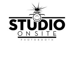 Studio On Site White Logo