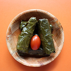Vegetarian vine leaf
