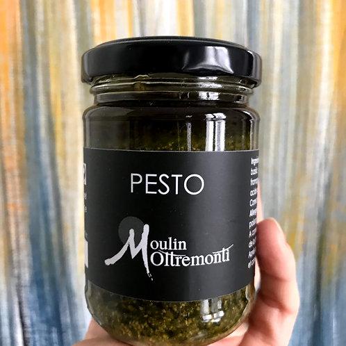 Pesto à l'Huile d'Olive Extra Vierge