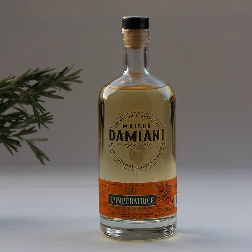 L'impératrice, liqueur de mandarine