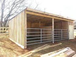 Shed - Backyard Borders Fence Co
