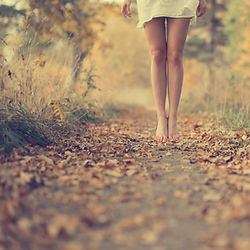 Piernas de otoño