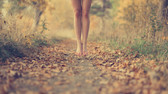 Marcher pieds nus ?