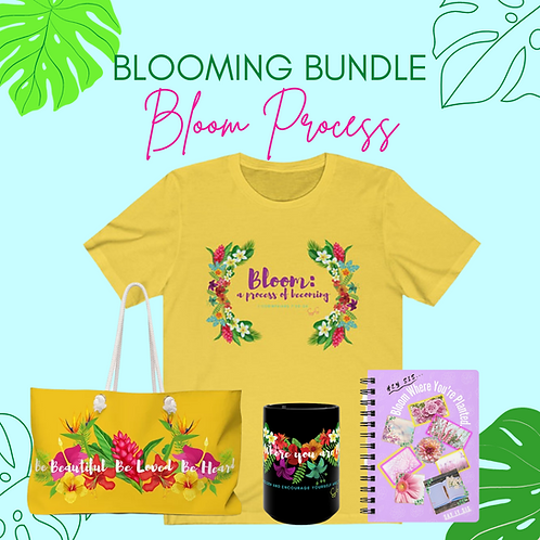 Blooming Bundle: Bloom Process
