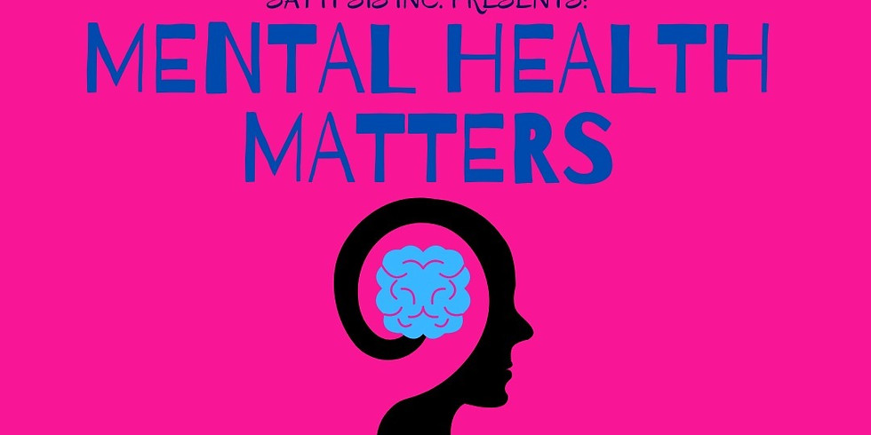 Mental Health Matters Night Off - No Chat
