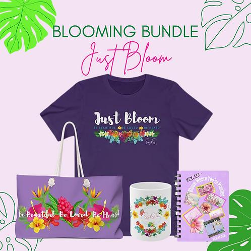 Blooming Bundle: Just Bloom
