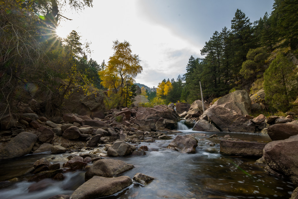 El Dorado National Park, Colorado