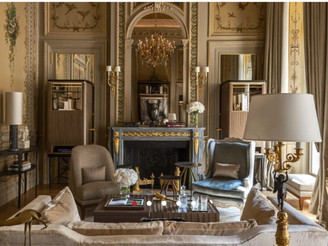 Hôtel de Crillon — The Parisian Palace. Happy to become the Part of the Family