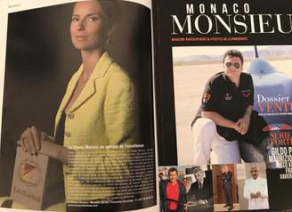 Monaco Monsieur Numero d'été 2017