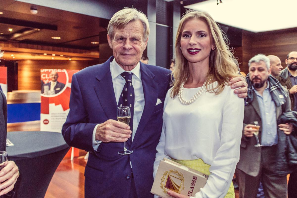 Monaco La Classe avec Monsieur Mikael Kr