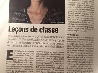 L'Observateur de Monaco À lire! Numéro d'Octobre 2016 dans tout les kiosques