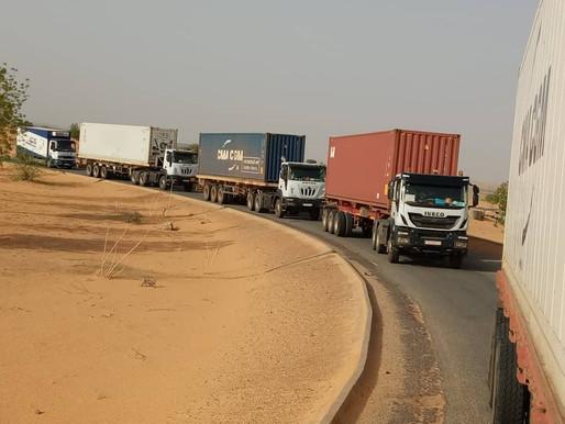 Activités de Transports au Sahel très soutenues