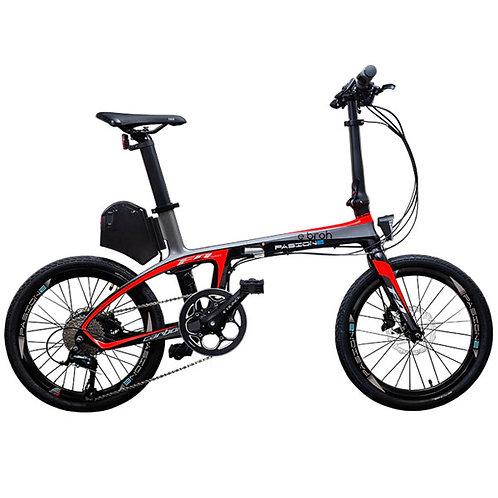 Vélo léger carbone plian Pasione E broh