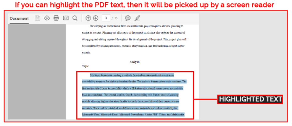 Example of converted PDF