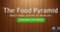 Image of Food Pyramid main screen