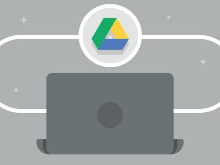 Hosting eLearning Using Google Drive