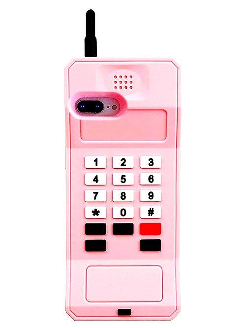 """Pop! Pink Phone Case - 5.5"""" Inch"""