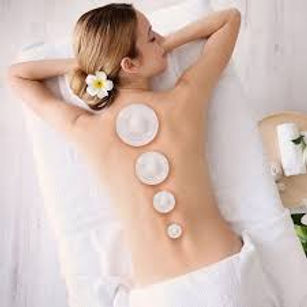 Single Spine Cupping